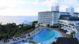 子連れに優しいファミリールーム「沖縄かりゆしビーチリゾート・オーシャンスパ」に宿泊