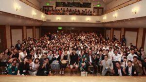 【西野亮廣講演会in広島】で集まる人たちと共通言語を体感